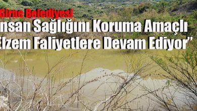 Photo of Girne Belediyesinde İnsan Sağlığını Koruma Amaçlı Elzem Faaliyetler Devam Ediyor