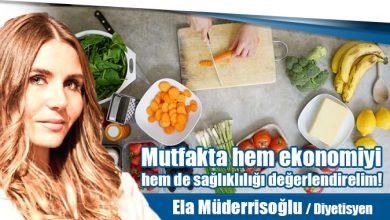 Photo of Mutfakta hem ekonomiyi hem de sağlıklılığı değerlendirelim.