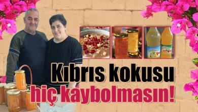 """Photo of """"Kıbrıs kokusu hiç kaybolmasın"""" diye…"""