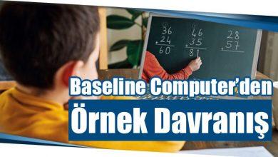 Photo of Baseline Computer'den Örnek Davranış