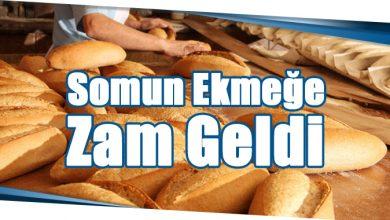 Photo of Somun Ekmeğe Zam Geldi