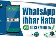 Photo of WhatsApp İhbar Hattı