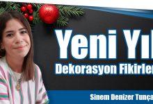 Photo of Yeni Yıl Dekorasyon Fikirleri