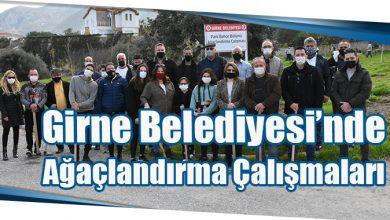 Photo of Girne Belediyesi'nde Ağaçlandırma Çalışmaları
