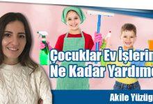 Photo of Çocuklar Ev İşlerinde Ne Kadar Yardımcı?