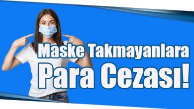 Photo of Maske Takmayanlara Para Cezası!