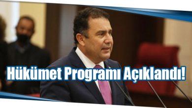 Photo of Hükümet Programı Açıklandı!