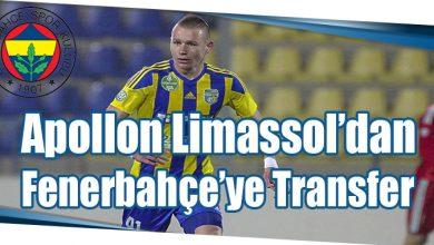 Photo of Apollon Limassol'dan Fenerbahçe'ye Transfer