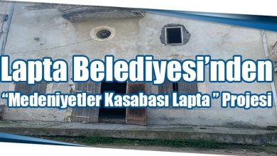 """Photo of Lapta Belediyesi'nden """"Medeniyetler Kasabası Lapta """" Projesi"""