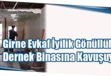 Photo of Girne Evkaf İyilik Gönüllüleri Dernek Binasına Kavuşuyor