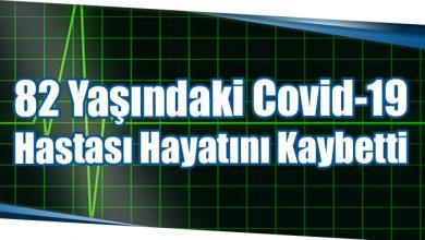 Photo of 82 Yaşındaki Covid-19 Hastası Hayatını Kaybetti