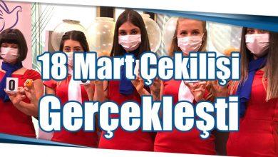 Photo of 18 Mart Çekilişi Gerçekleşti