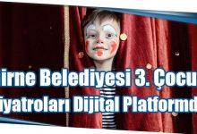 Photo of Girne Belediyesi 3. Çocuk Tiyatroları Dijital Platformda