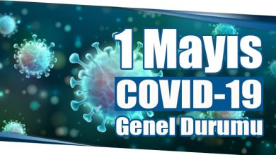 Photo of 1 Mayıs COVID-19 Genel Durumu