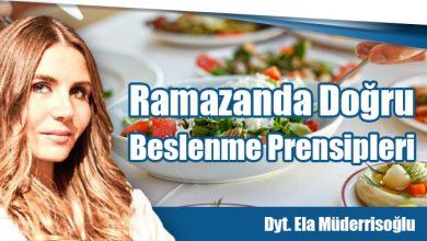 Photo of Ramazanda Doğru Beslenme Prensipleri