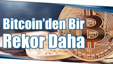 Photo of Bitcoin'den Bir Rekor Daha