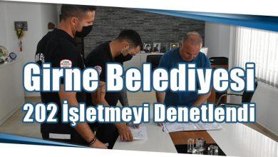 Photo of Girne Belediyesi 202 İşletmeyi Denetlendi