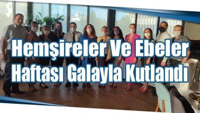 Photo of Hemşireler Ve Ebeler Haftası Galayla Kutlandı
