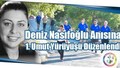 Photo of Deniz Nasıfoğlu Anısına 1. Umut Yürüyüşü Düzenlendi