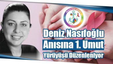 Photo of Deniz Nasıfoğlu Anısına 1. Umut Yürüyüşü Düzenleniyor