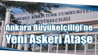 Photo of Ankara Büyükelçiliği'ne Yeni Askeri Ataşe