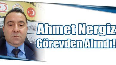 Photo of Ahmet Nergiz Görevden Alındı!
