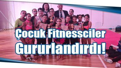Photo of Çocuk Fitnessciler Gururlandırdı!