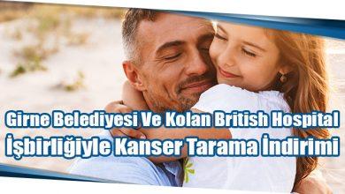 Photo of Girne Belediyesi Ve Kolan British Hospital İşbirliğiyle Kanser Tarama İndirimi