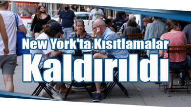 Photo of New York'ta Kısıtlamalar Kaldırıldı