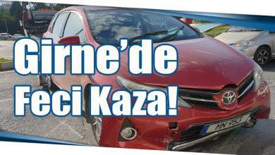 Photo of Girne'de Feci Kaza!