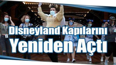 Photo of Disneyland Kapılarını Yeniden Açtı