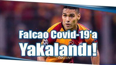 Photo of Falcao Covid-19'a Yakalandı!