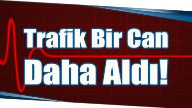 Photo of Trafik Bir Can Daha Aldı!
